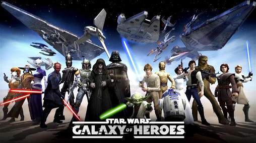 Star wars: Galaxy of heroes обложка