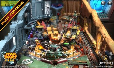 Screenshots von Star Wars Pinball für Android-Tablet, Smartphone.