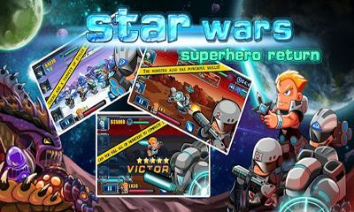 Star Wars: Superhero Return