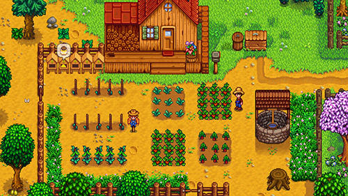 Screenshots von Stardew valley für Android-Tablet, Smartphone.