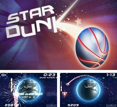 In addition to the game Shoot'n'Scroll 3D for Android phones and tablets, you can also download Stardunk for free.