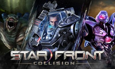 Starfront Collision HD poster