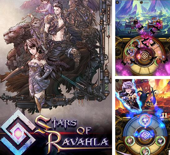 Stars of Ravahla: Heroes RPG