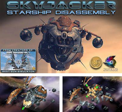 In addition to the game Jelly Wars Online for Android phones and tablets, you can also download Starship Disassembly 3D for free.