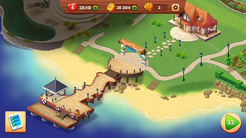 Starside: Celebrity resort screenshot 3
