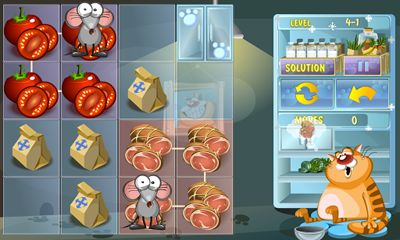 Steal the Meal Unblock Puzzle скриншот 2