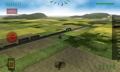 Stealth Chopper 3D скриншот 2
