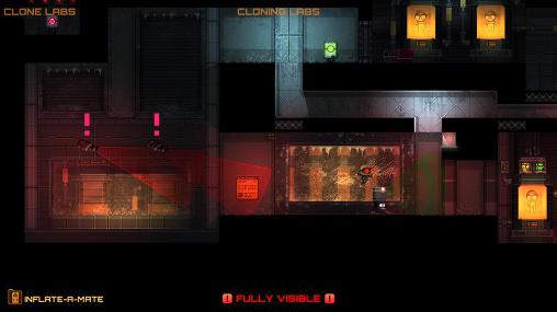 Stealth inc. 2: A game of clones screenshot 1