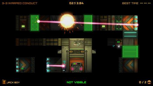 Stealth inc. 2: A game of clones screenshot 2