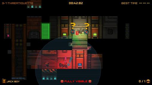 Stealth inc. 2: A game of clones screenshot 3