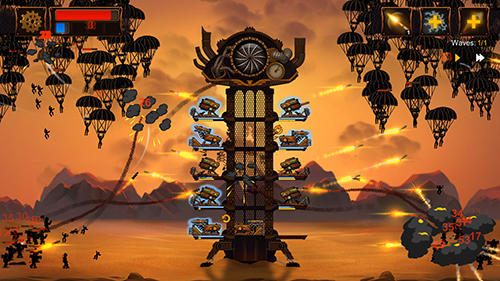 Steampunk tower 2 скриншот 2
