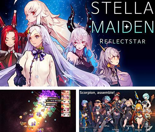 In addition to the game Stella maiden for Android, you can download other free Android games for Supra M147G.