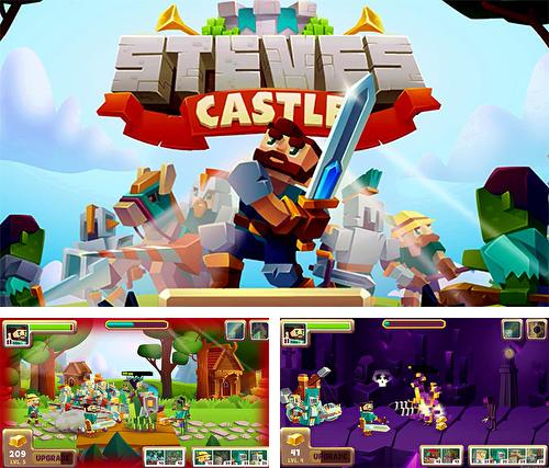 In addition to the game Steves castle for Android, you can download other free Android games for Acer Liquid E3.