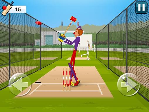 Screenshots von Stick cricket 2 für Android-Tablet, Smartphone.