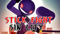 Stick fight: Sin city APK