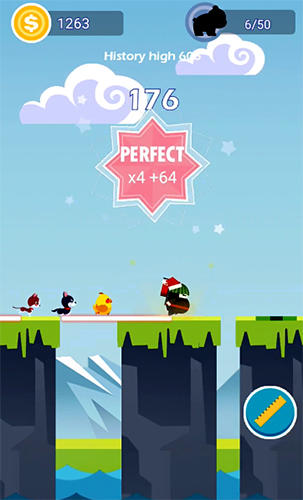 Stick hero go! screenshot 3
