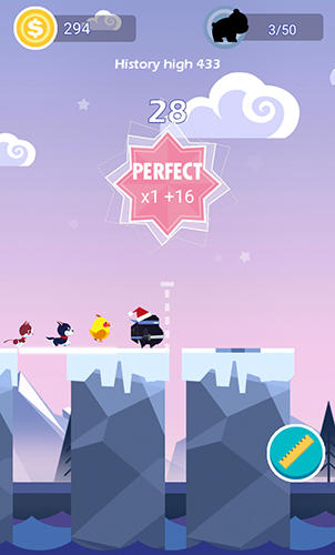 Stick hero go! screenshot 4