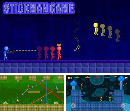 Stick man game