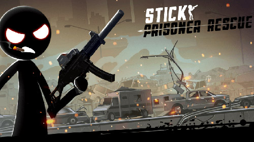 Stick prisoner rescue poster