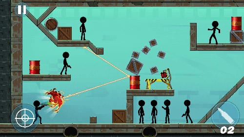Stick prisoner rescue screenshot 2