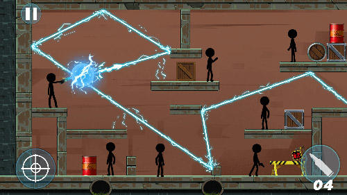 Stick prisoner rescue screenshot 3