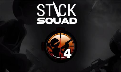 Stick squad 4: Sniper's eye обложка