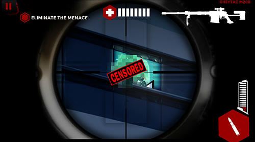 Screenshots do Stick squad: Sniper battlegrounds - Perigoso para tablet e celular Android.