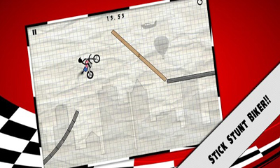 Stick stunt biker for android download apk free.