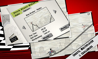 Stick stunt biker for android apk download.