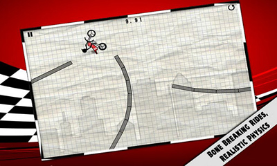 Stick Stunt Biker screenshot 5