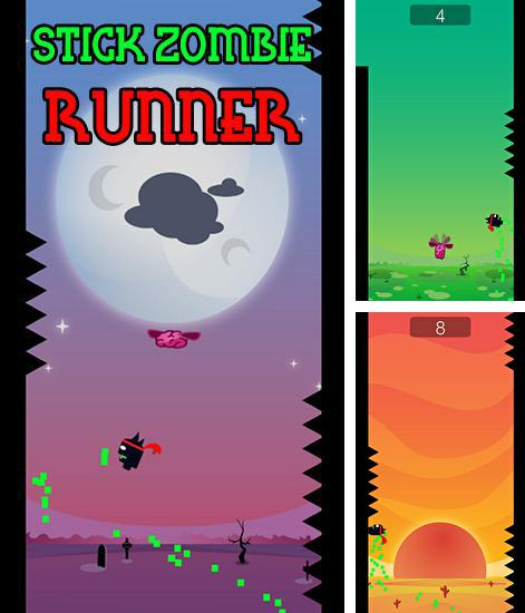 In addition to the game Whacksy Taxi for Android phones and tablets, you can also download Stick zombie runner for free.