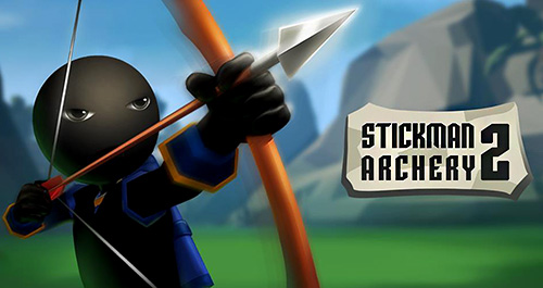 Stickman archery 2: Bow hunter poster
