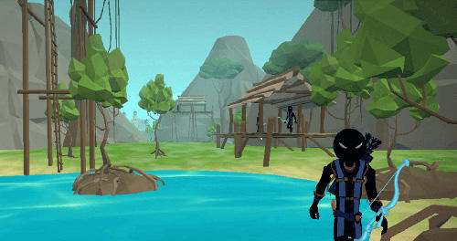 Stickman archery 2: Bow hunter screenshot 4