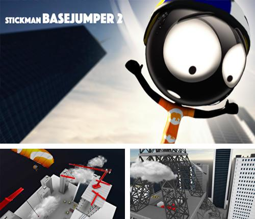 In addition to the game Moto delight for Android phones and tablets, you can also download Stickman basejumper 2 for free.