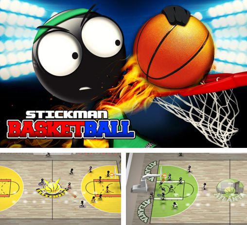 In addition to the game Stickman Tennis for Android phones and tablets, you can also download Stickman basketball for free.