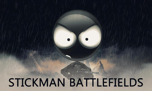 Stickman battlefields poster