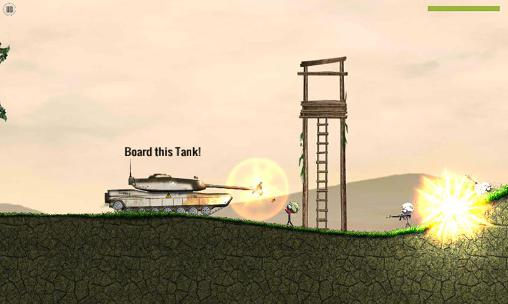 Stickman battlefields screenshot 2