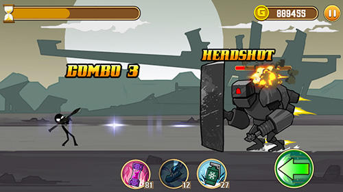 Stickman fight screenshot 3
