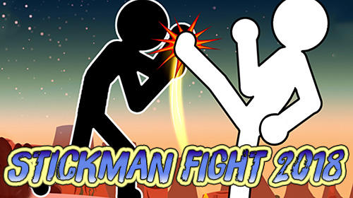Stickman fight 2018 обложка