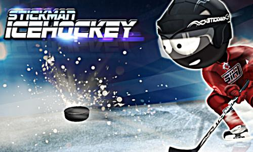 Stickman ice hockey обложка