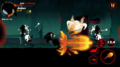 Sticks legends: Ninja warriors screenshot 3