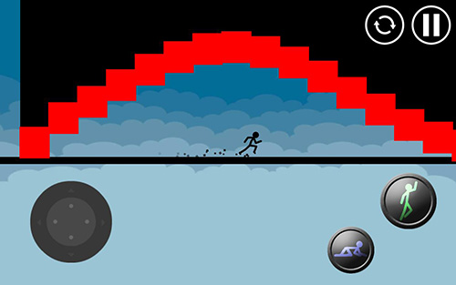 Stickman archery 2: Bow hunter screenshot 2