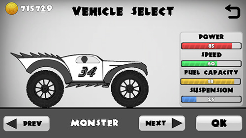 Stickman racer road draw screenshot 1