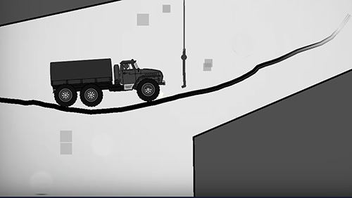 Stickman racer road draw screenshot 3
