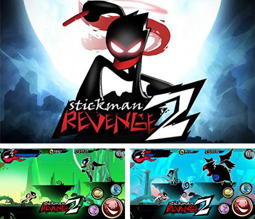 In addition to the game Anger of Stick 3 for Android phones and tablets, you can also download Stickman revenge 2 for free.