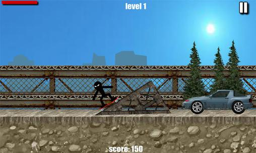 Get full version of Android apk app Stickman skate for tablet and phone.