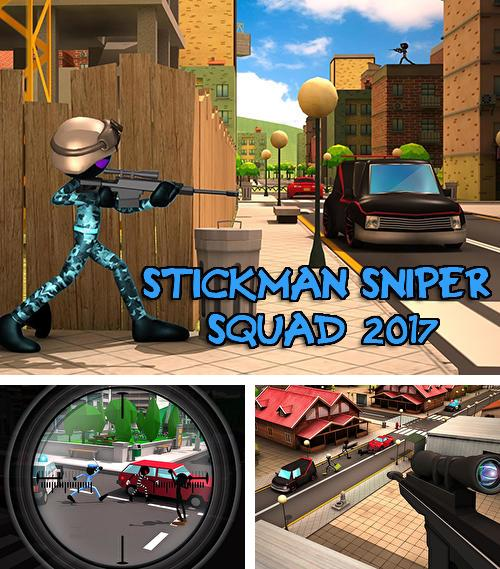 In addition to the game Wild west race for Android phones and tablets, you can also download Stickman sniper squad 2017 for free.