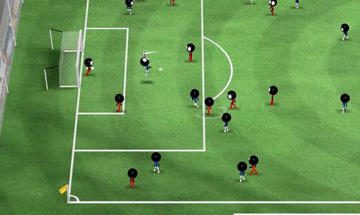 Stickman soccer 2016 screenshot 3