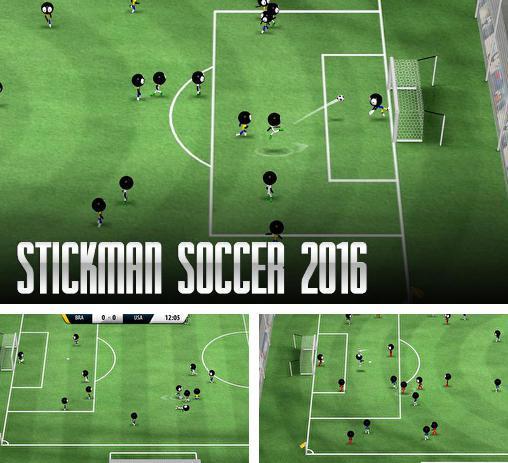 87f037c10e8 Stickman soccer 2016 para Android baixar grátis. O jogo Futebol de Stickman  2016 de Android.
