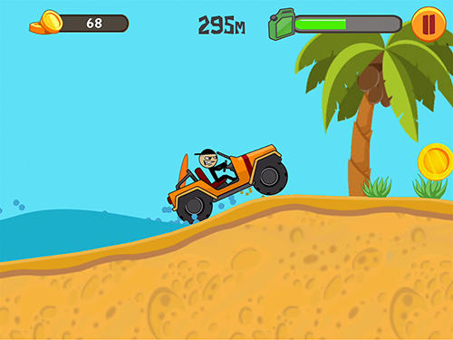 Stickman surfer screenshot 2